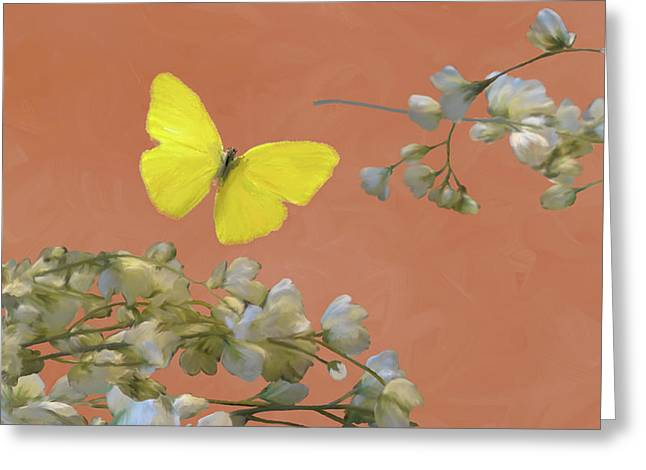 Floral06 Greeting Card