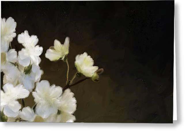 Floral12 Greeting Card