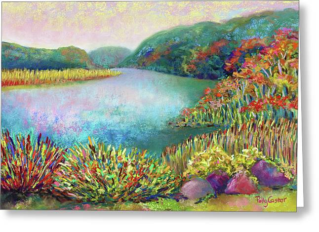 Florence Griswold View Greeting Card