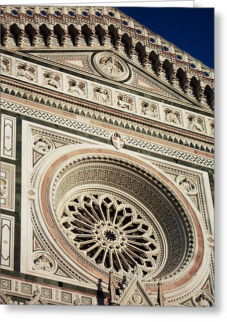 Greeting Card featuring the photograph Florence by Silvia Bruno