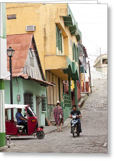 Flores Guatemala Greeting Card by Kelly Avenson