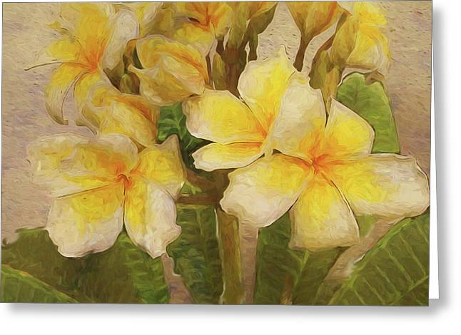 Floridian Bouquet Greeting Card