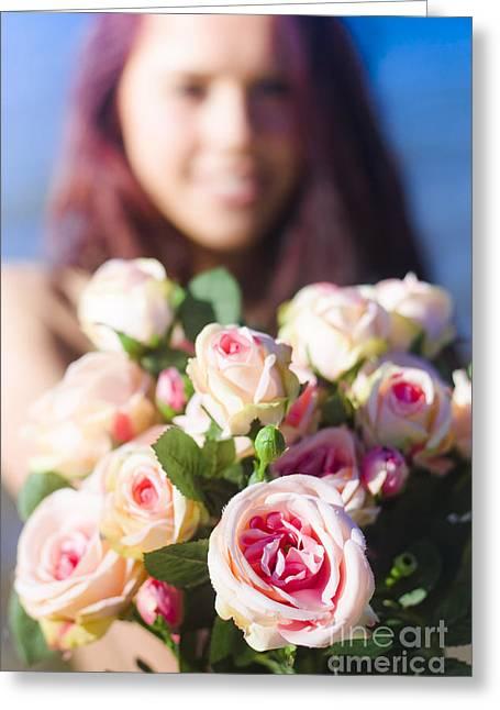 Florist Greeting Card