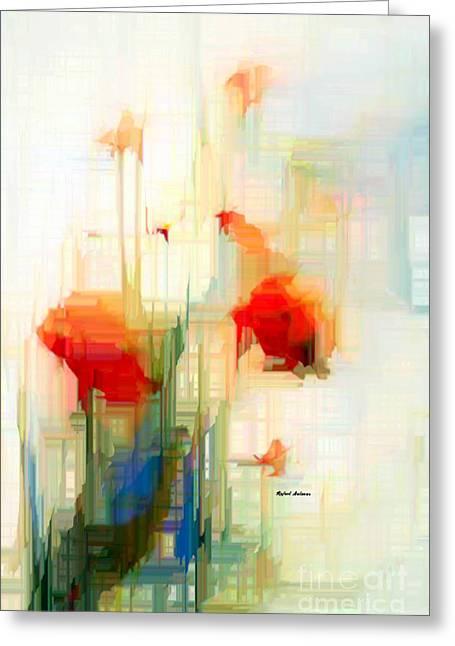 Flower 9230 Greeting Card
