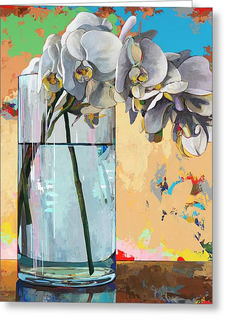 Flowers #21 Greeting Card