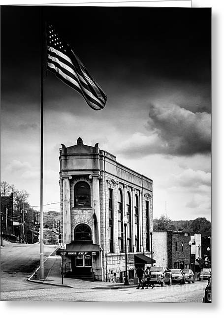 Fnb Rochester Greeting Card
