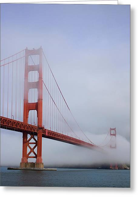 Fog Blanket Greeting Card