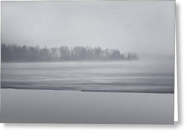 Fog Light Greeting Card