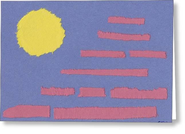 Follow Your Path - Zen Series 1 Greeting Card