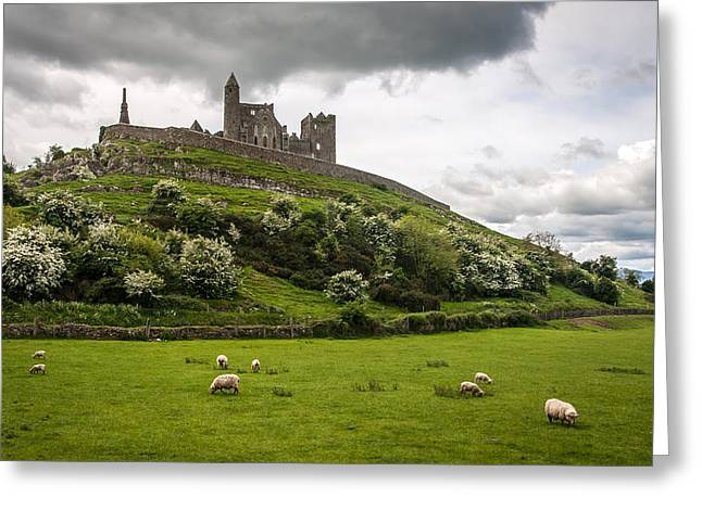 For The Love Of Ireland Greeting Card by Pierre Leclerc Photography
