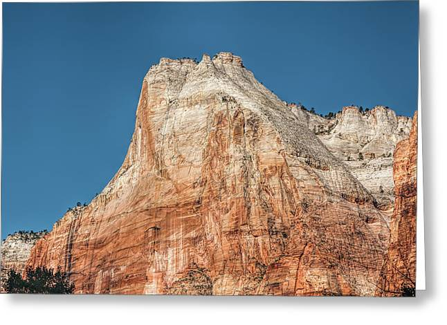 Greeting Card featuring the photograph Forces Of Nature by John M Bailey