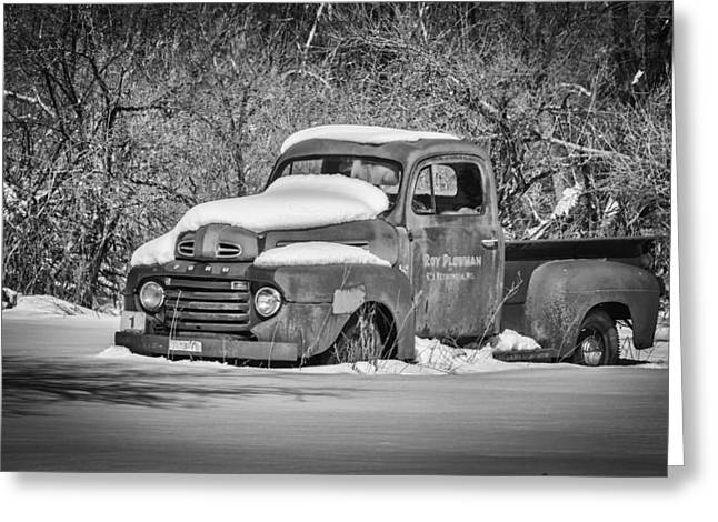 Ford Truck 2016-1  Greeting Card