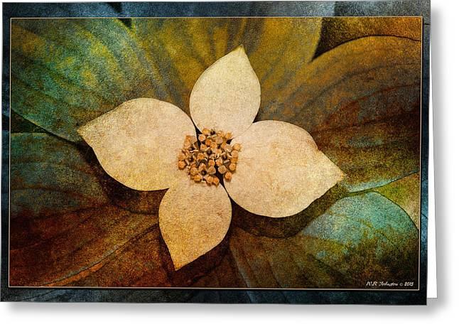 Forest Floor Flower Greeting Card