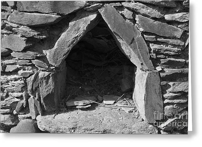 Forgotten Stone Oven In Alentejo Greeting Card by Angelo DeVal
