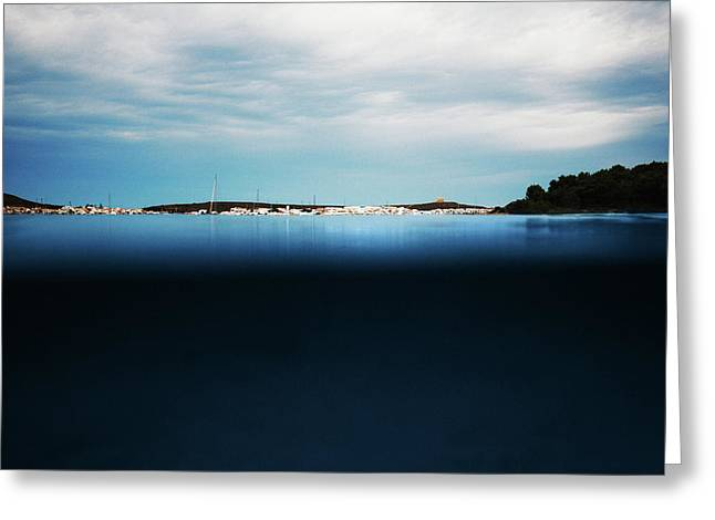Fornells, Balearic Islands Greeting Card