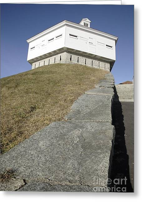 Fort Mcclary - Kittery Maine Usa Greeting Card by Erin Paul Donovan