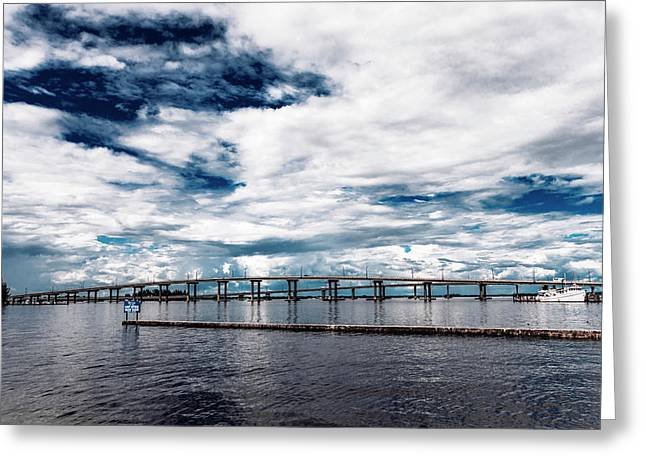 Fort Myers Basin Greeting Card