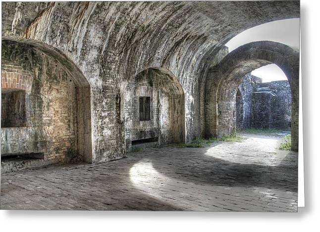 Fort Pickens Pensacola Greeting Card