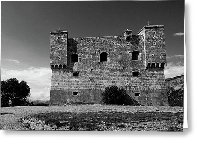 Fortress Nehaj In Senj Greeting Card
