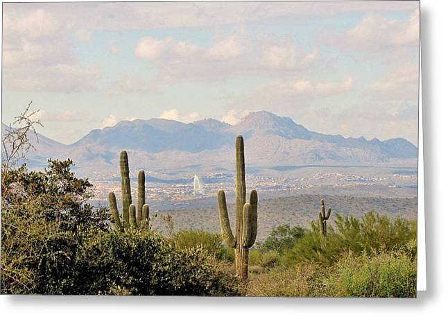 Fountain Hills Arizona Greeting Card