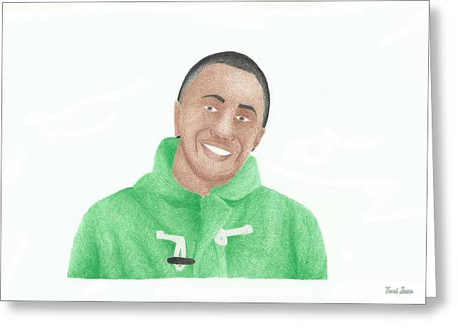 Fouseytube Greeting Card