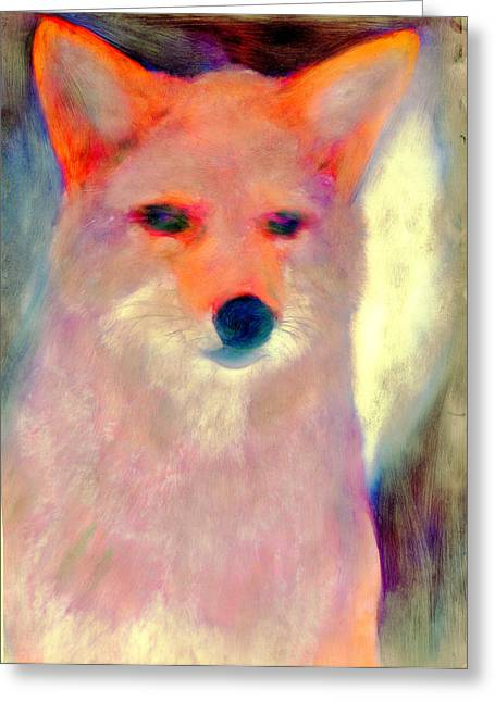 Fox Spirit Greeting Card