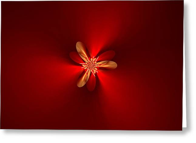Fractal 5 Greeting Card