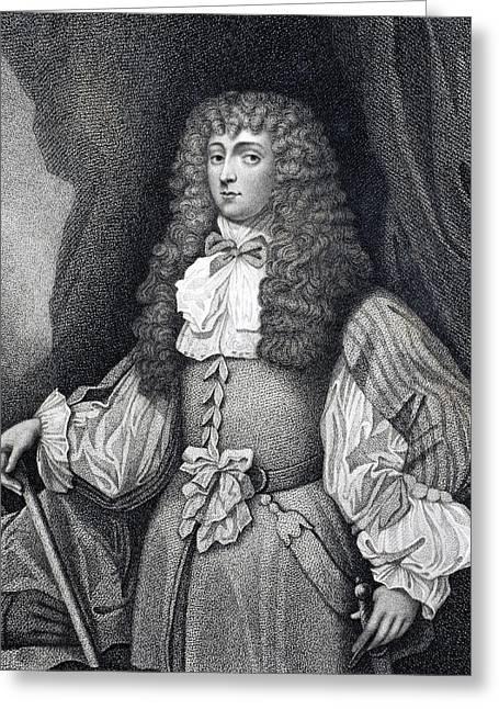 Frances Teresa Stewart, Duchess Of Greeting Card