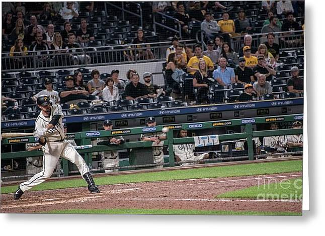 Francisco Cervelli Greeting Card