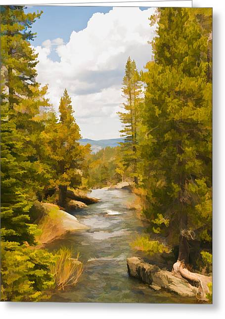 Frazier Creek Greeting Card