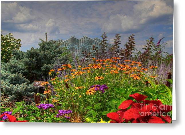 Frederik Meijer Gardens-4 Greeting Card by Robert Pearson