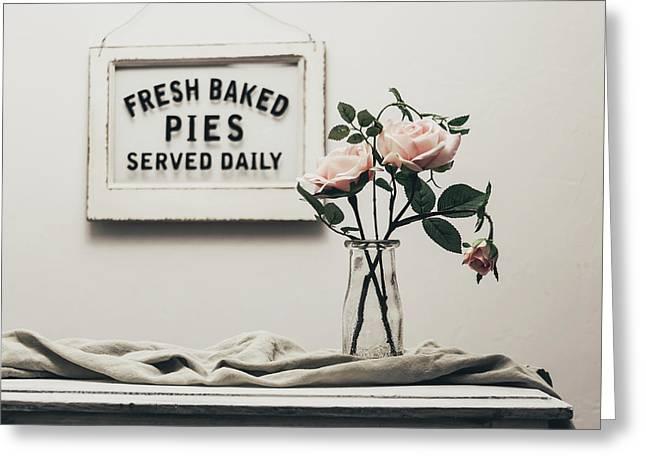 Fresh Baked Greeting Card