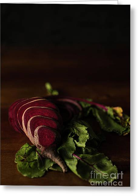 Fresh Garden Beet Greeting Card