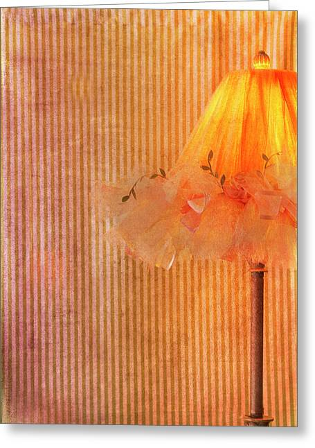 Frilly Greeting Card