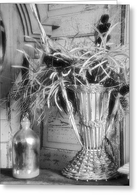 From Another Time Greeting Card by Jan Amiss Photography