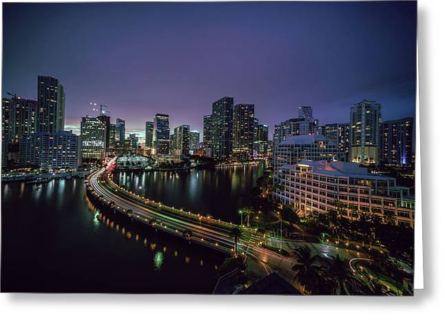 from Brickell Key II Greeting Card