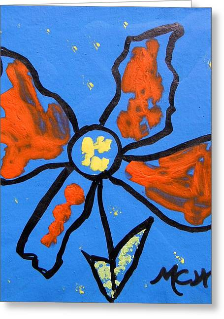 From Mary Carol's Garden Greeting Card by Mary Carol Williams