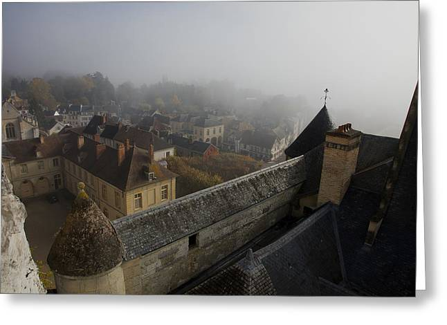 From The Castle Keep Greeting Card