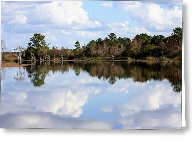 Greeting Card featuring the photograph From The Lake To The Channel  by Debra Forand