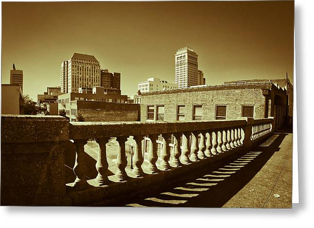From The Viaduct Greeting Card