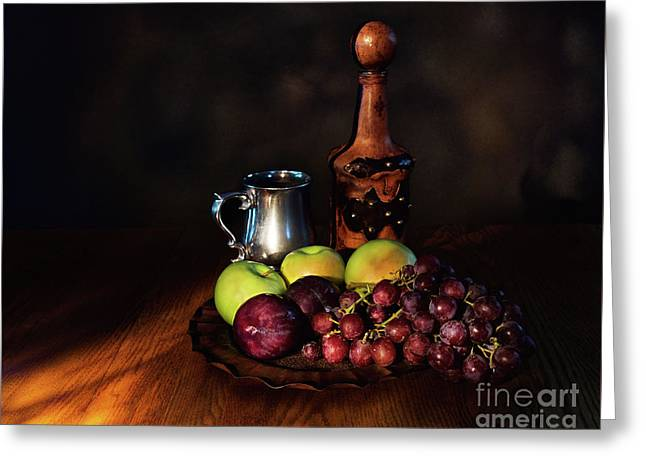 Fruit And Spirit Greeting Card