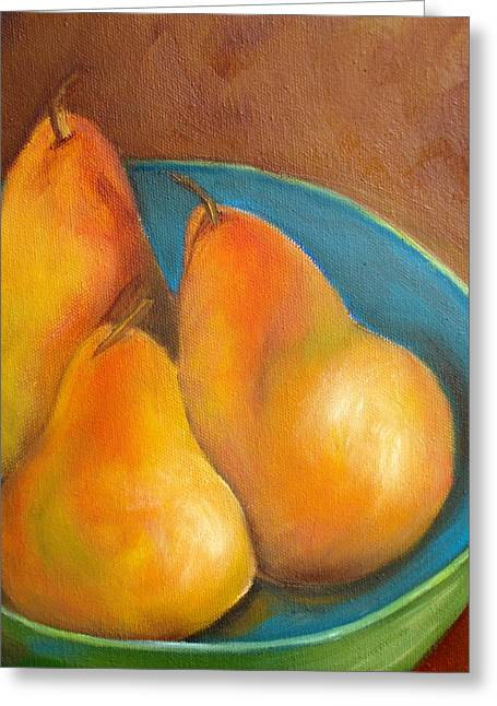 Fruit Of The Spirit--sold Greeting Card
