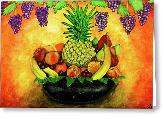 Fruit Passion Greeting Card