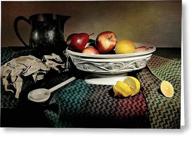 Fruit Punch Greeting Card