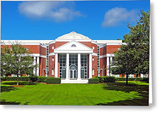 Fsu College Of Law Greeting Card