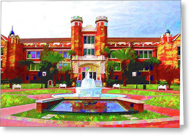 FSU Greeting Card