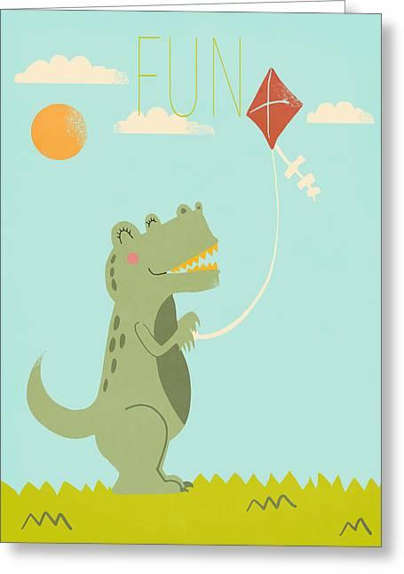 Fun Greeting Card by Nicole Wilson