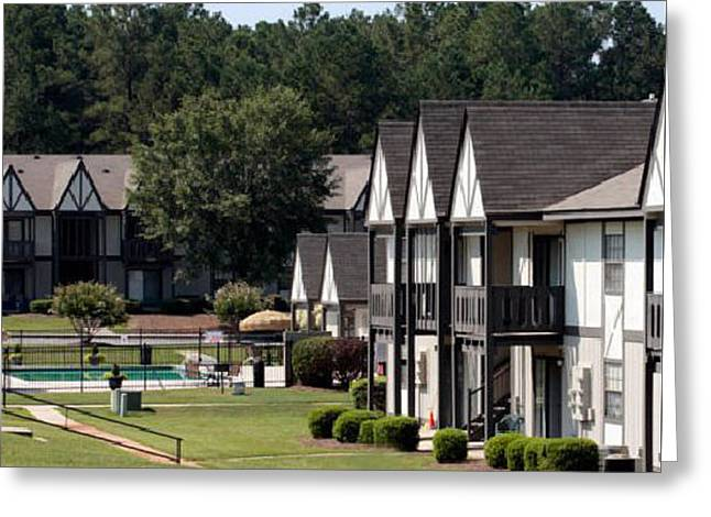 Furnished Dothan Apartments For Rent In Dothan Al Greeting Card by Bradely Jacc