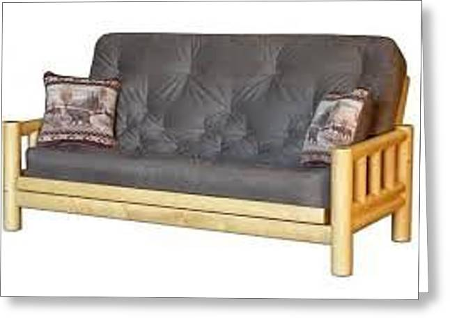 Futons For Sale Greeting Card