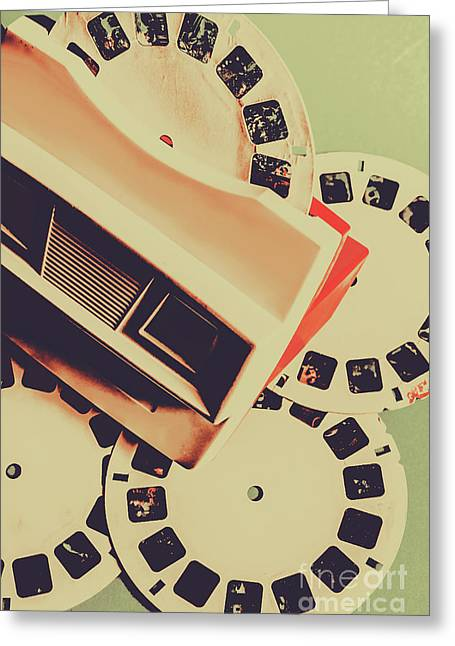 Gadgets Of Nostalgia Greeting Card by Jorgo Photography - Wall Art Gallery